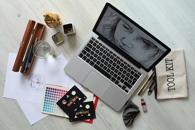 Tools used for Graphic Design